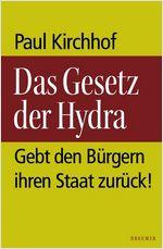 Das Gesetz Der Hydra Cover