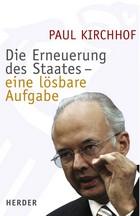 Die Erneuerung Des Staates - Cover